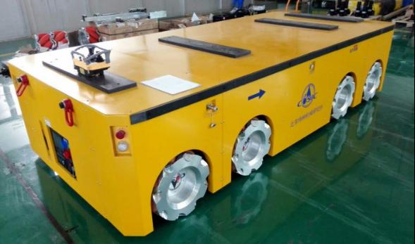 10吨重载AGV