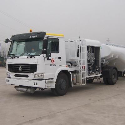 CGJ5450GJJ  3.5万升罐式飞机加油车(常温)