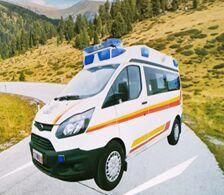 救护车(NF5034XJHHA)